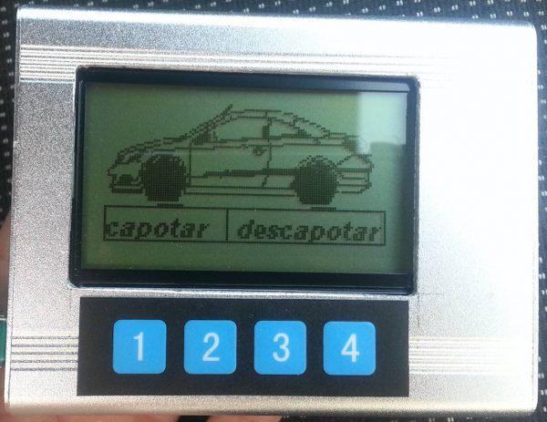 Centralita de emergencia Opel Astra Twin Top